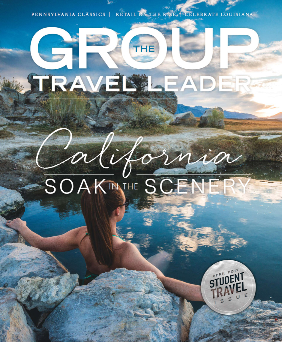The Group Travel Leader - Eastern Sierra Nevada Mountains, California