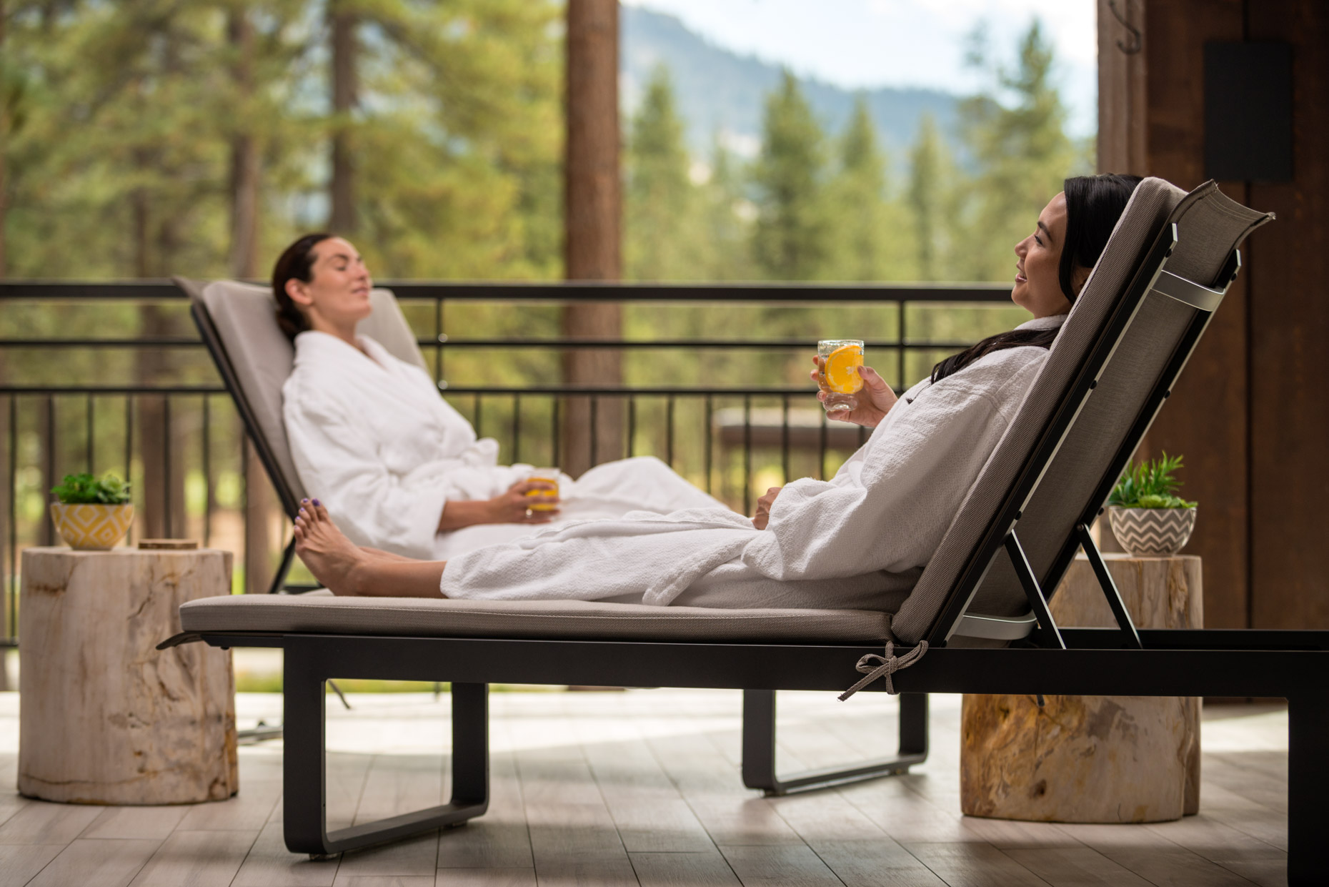 Lifestyle - The Spa at Edgewood Luxury Resort - Lake Tahoe, Nevada