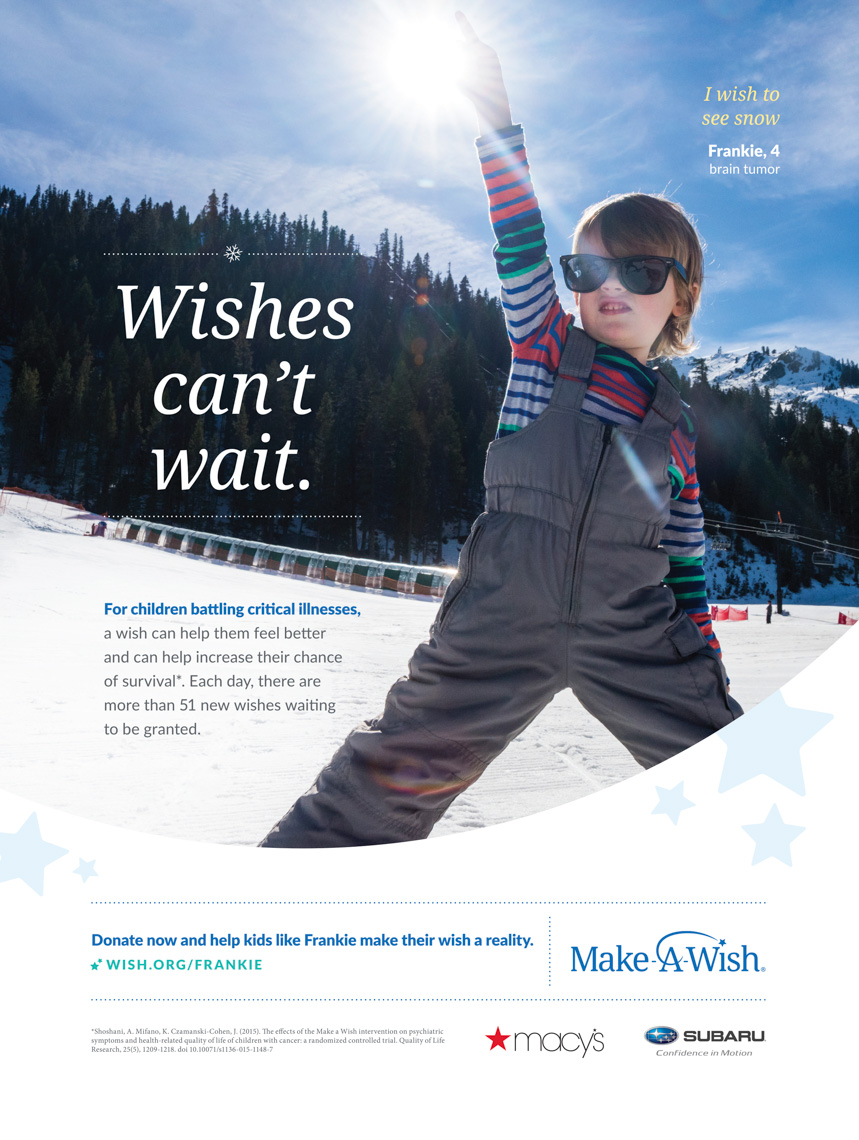 Make-A-Wish America - Squaw Valley USA