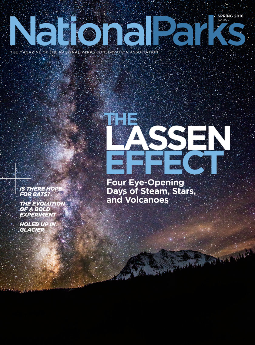 NPCA - National Parks Magazine - Lassen Volcanic National Park, California