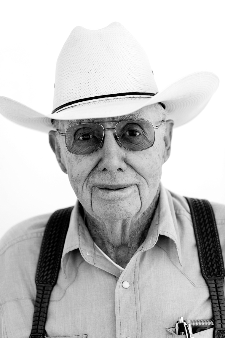 Nevada Rancher Portrait - Yerington