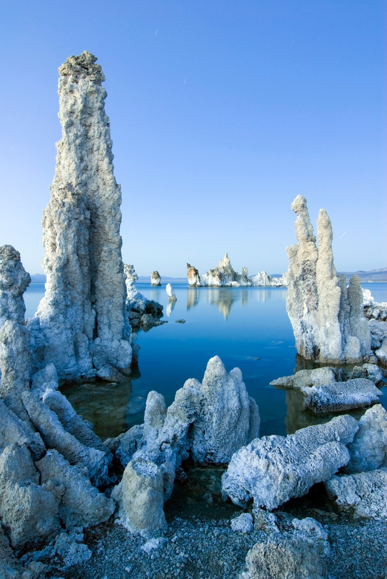 Tufa Formations - Mono Lake - California